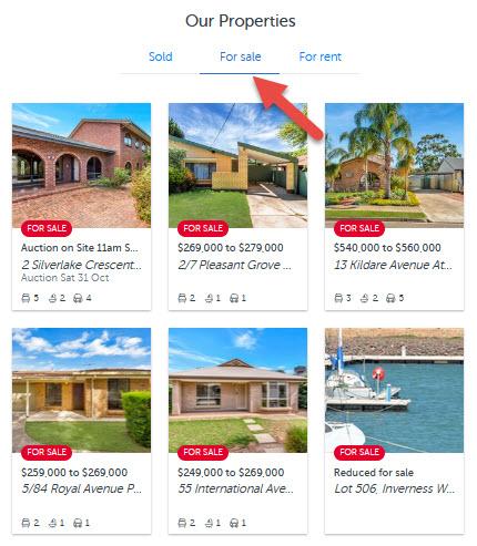 Marotti Properties For Sale